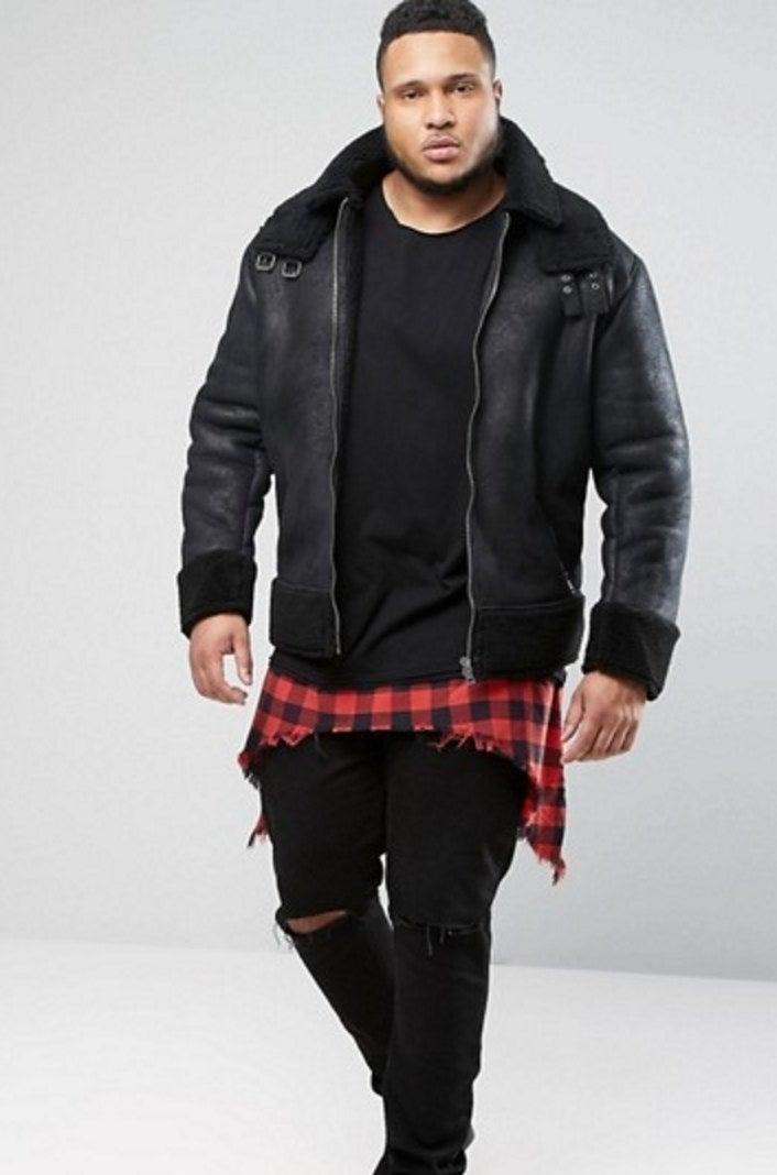 ce28397b0bb http   us.asos.com asos asos-plus-extreme-longline-t-shirt-with-shredded-check-hem-extender prd 7450937 iid 7450937 clr Black SearchQuery  cid 25997 pgesize  ...