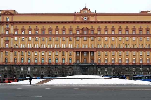 There's Something Very Weird Happening Inside Russia's Cybersecurity World
