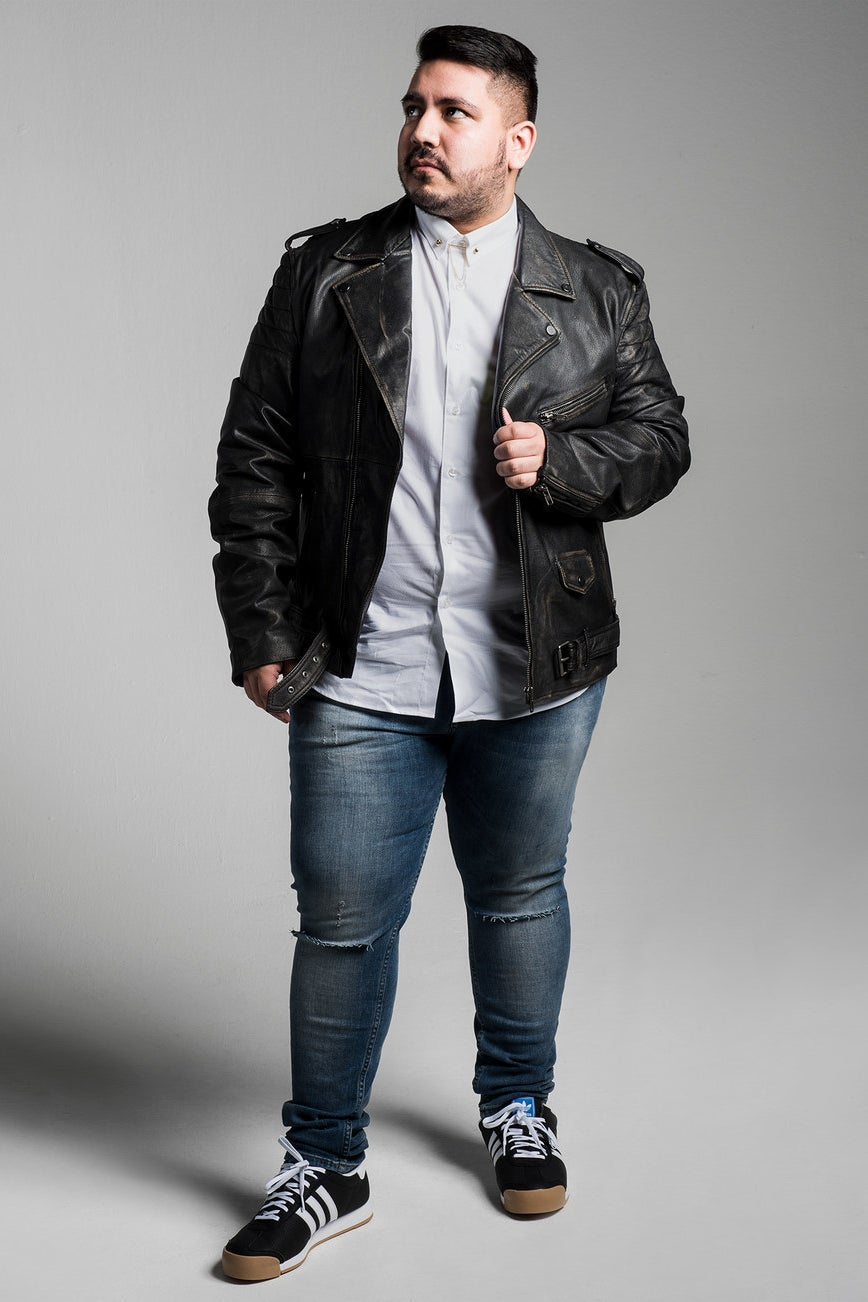 Plus-Size Guys Tried ASOS' New Plus-Size Line For Men And Totally ...