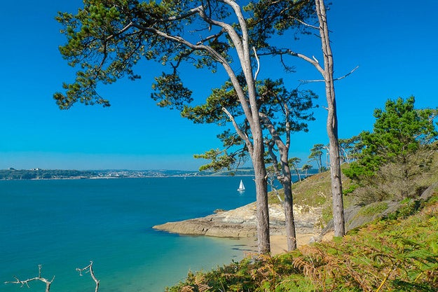 The Roseland Peninsula, Falmouth