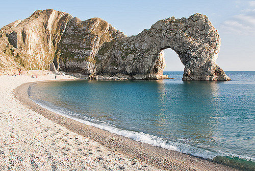 The Durdle Door, Dorset