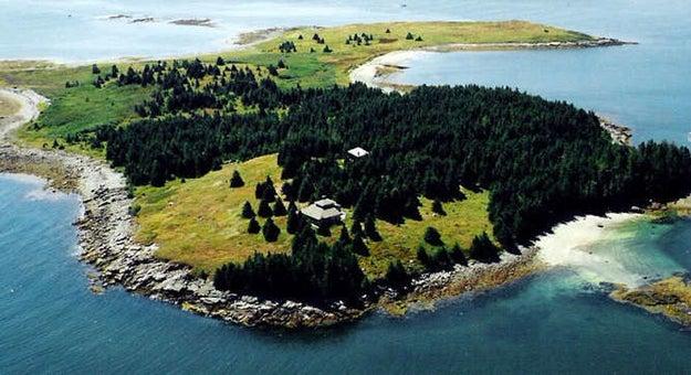 Addison Island, Maine, USA, $3.25 million