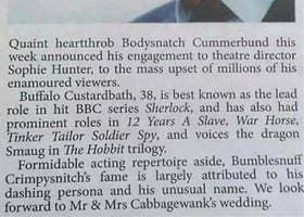 21 Times The Internet Had Zero Respect For Benedict Cumberbatch's Name