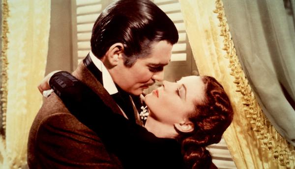 Scarlett and Rhett — Gone with the Wind (1939)