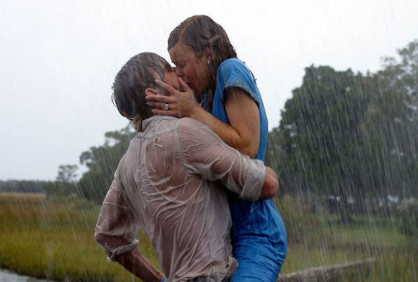 Noah and Allie — The Notebook (2004)