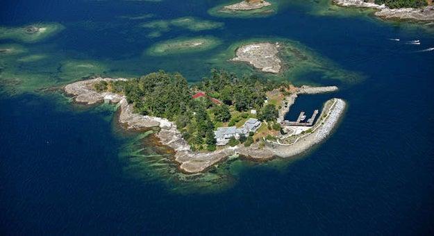 Scott Island, Canada, $3.7 million
