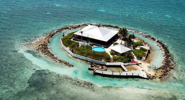 East Sister Rock Island, Florida, USA, $11.5 million
