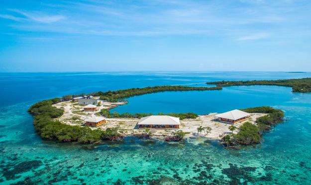 North Saddle Caye, Belize, $6 million
