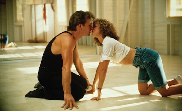 Baby and Johnny — Dirty Dancing (1987)