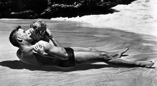 Karen and Sgt. Warden — From Here to Eternity (1953)