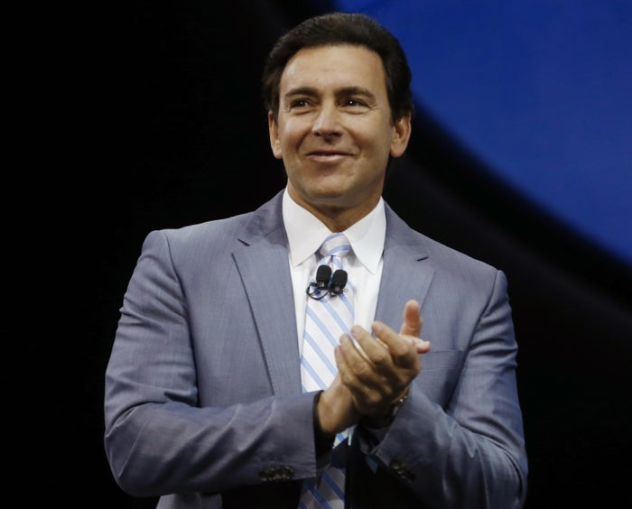 Mark Fields, president and chief executive of Ford.