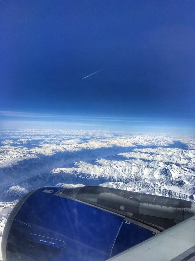 """Monte Rosa, Italy."""