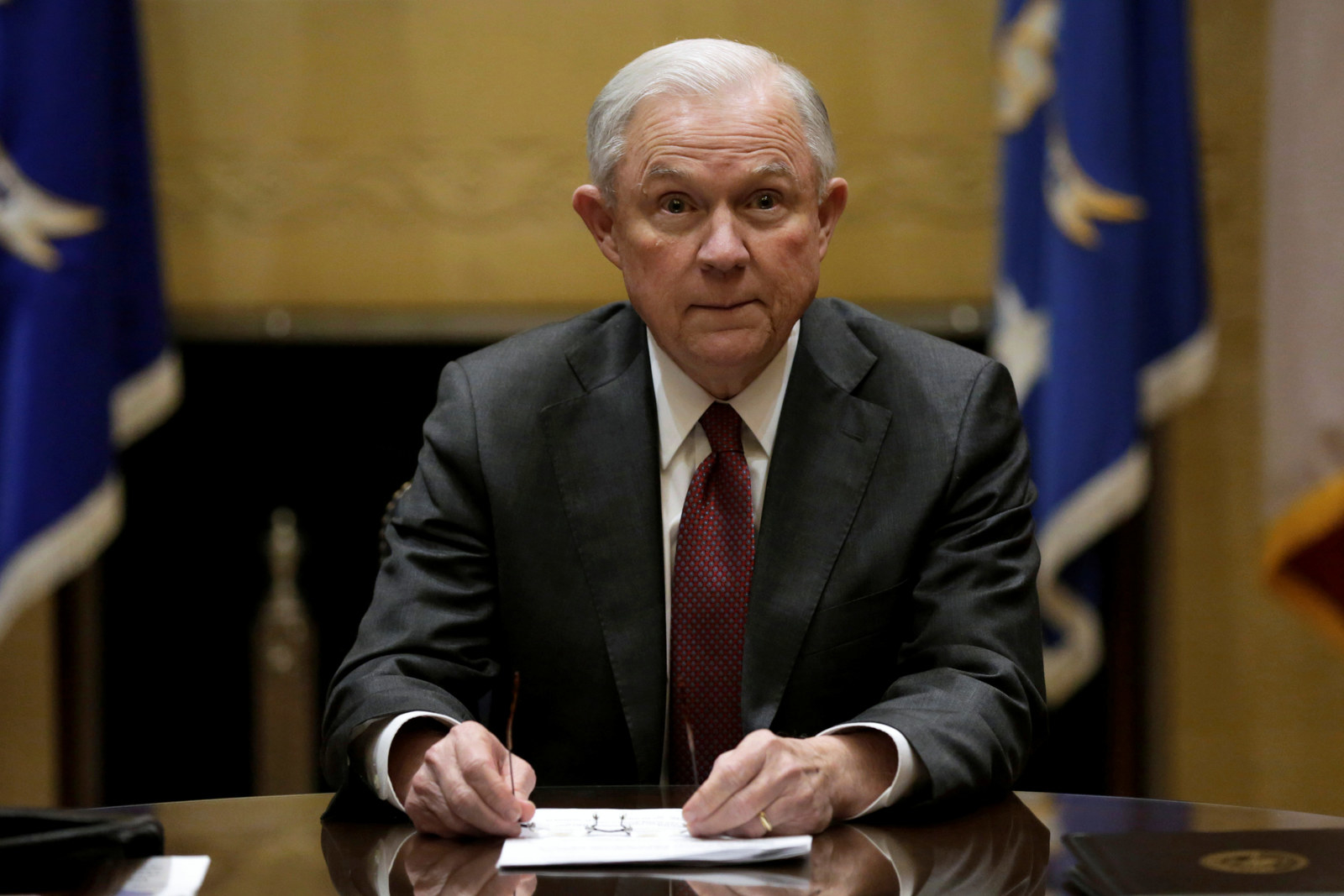 The Justice Department Is Taking A Step Back From Efforts To Protect Transgender People Under Existing Law