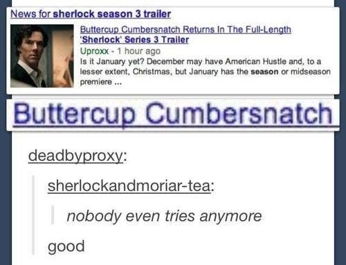 21 Times The Internet Had Zero Respect For Benedict Cumberbatch's Name
