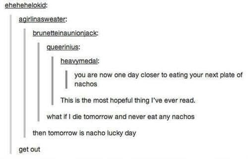 This is nacho problem: