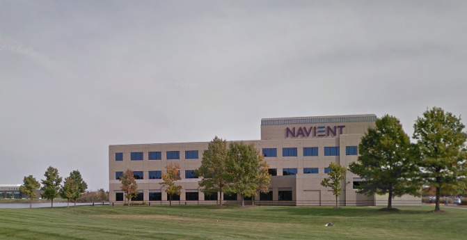 The Navient call center in Fishers, Indiana