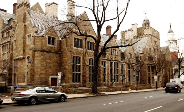 """The residential college, which is one of 12 on the Ivy League Connecticut campus, will be renamed for Yale graduate and """"trailblazing"""" computer scientist Grace Murray Hopper, who """"used her mathematical knowledge to fight fascism during World War II,"""" the university announced in a statement Saturday.""""Today, her principal legacy is all around us — embodied in the life-enhancing technology she knew would become commonplace,"""" said Yale President Peter Salovey. """"Grace Murray Hopper College thus honors her spirit of innovation and public service while looking fearlessly to the future.""""Salovey and the board of trustees received hundreds of name suggestions from alumni, faculty, students, and staff.""""Hopper's name was mentioned by more individuals than any other, reflecting the strong feeling within our community that her achievements and life of service reflect Yale's mission and core values,"""" Salovey said."""