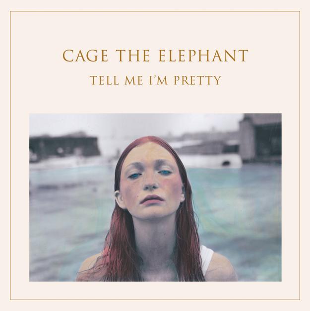 Mejor álbum rock: Tell Me I'm Pretty de Cage the Elephant