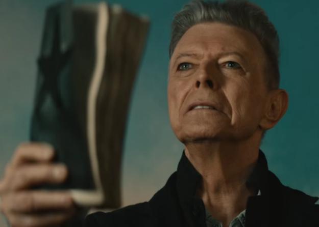 """Mejor interpretación rock: """"Blackstar"""" de David Bowie"""