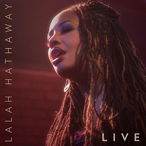 Mejor álbum de R&B: Lalah Hathaway Live de Lalah Hathaway