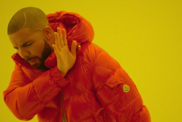 """Mejor canción rap: """"Hotline Bling"""" de Drake"""