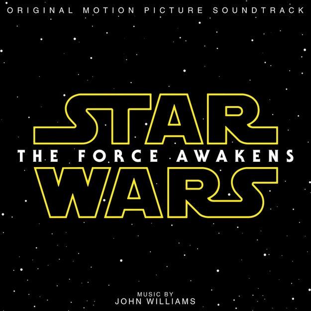 Mejor banda sonora: Star Wars: The Force Awakens