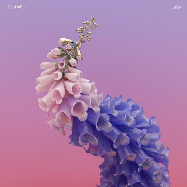 Mejor álbum dance o de electrónica: Skin de Flume