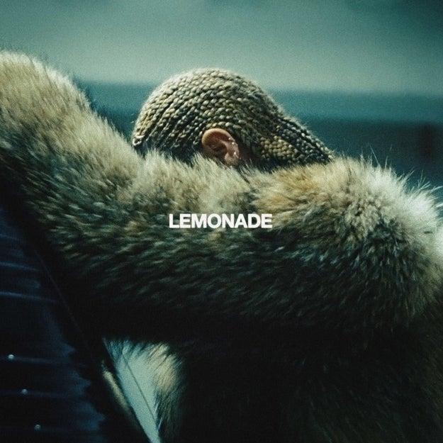 Mejor álbum urbano contemporáneo: Lemonade de Beyoncé