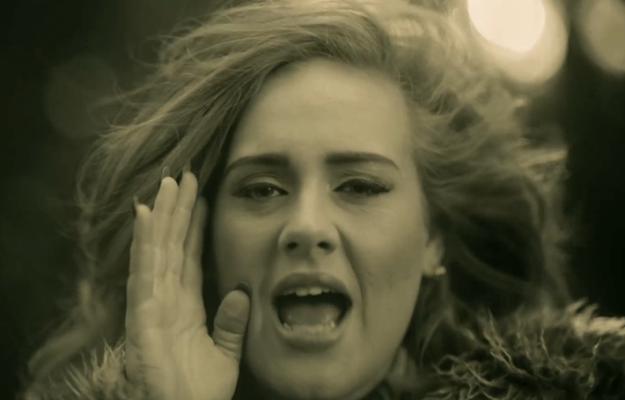 """Mejor canción y Mejor grabación del año: """"Hello"""" de Adele"""
