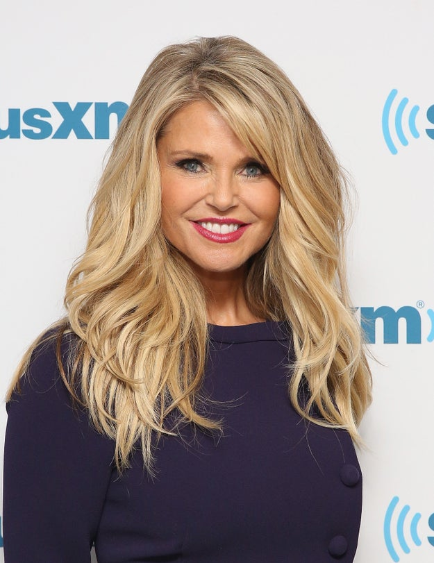 Christie Brinkley, 63