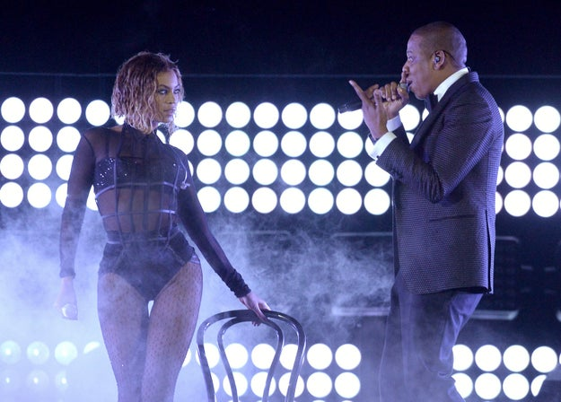 """This is the first time the Carters have collaborated since their 2013 hit """"Drunk in Love."""""""