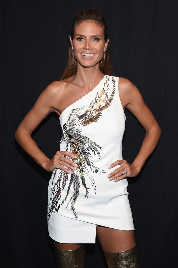 Heidi Klum, 43