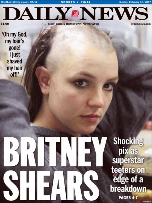 It's been 10 years since Britney Spears had one of the most public breakdowns in celebrity history. Never have we witnessed, in such gross detail, a celebrity of such high caliber fall so hard.