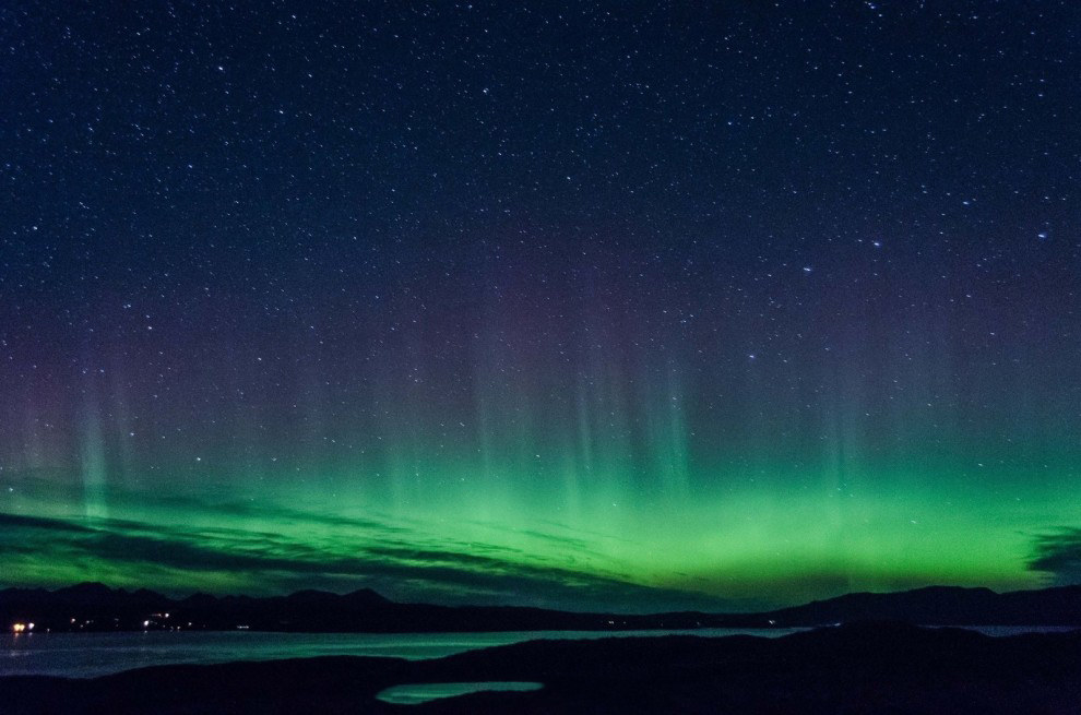 And if you come in winter, you might just catch the Northern Lights.