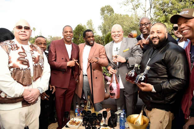 First of all, everyone showed up to the Owlwood Estate looking like wealth!