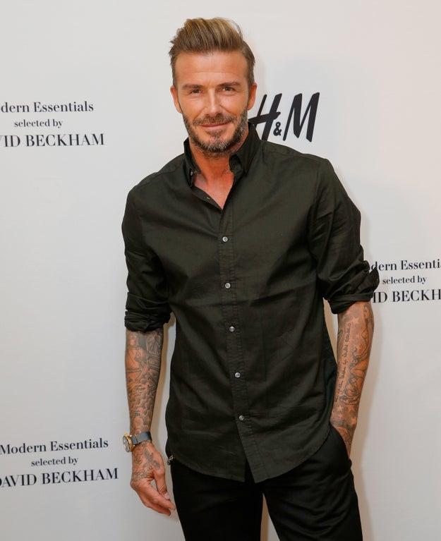David Beckham, 41