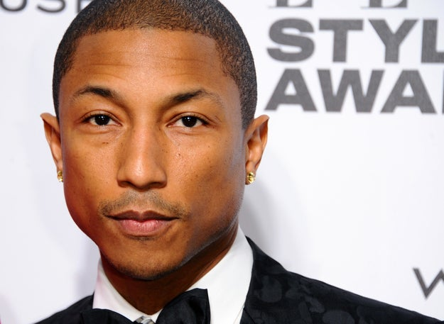 Pharrell Williams, 43