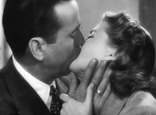 Rick and Ilsa — Casablanca (1942)