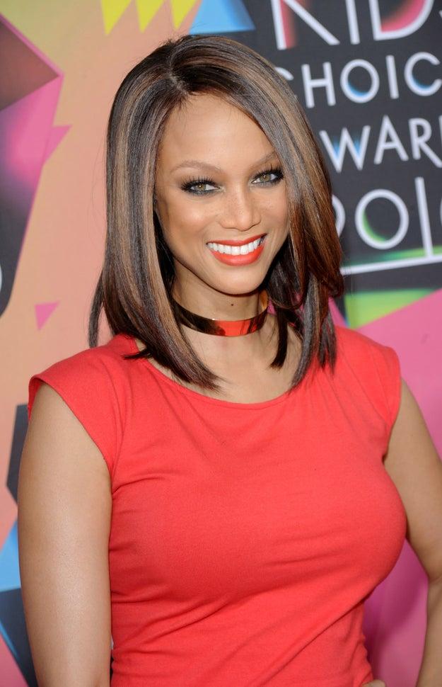 Tyra Banks, 43