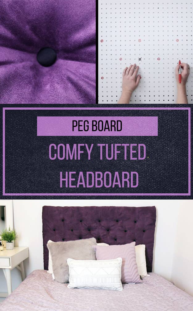 How To Diy A Cozy Headboard That Only Looks Expensive