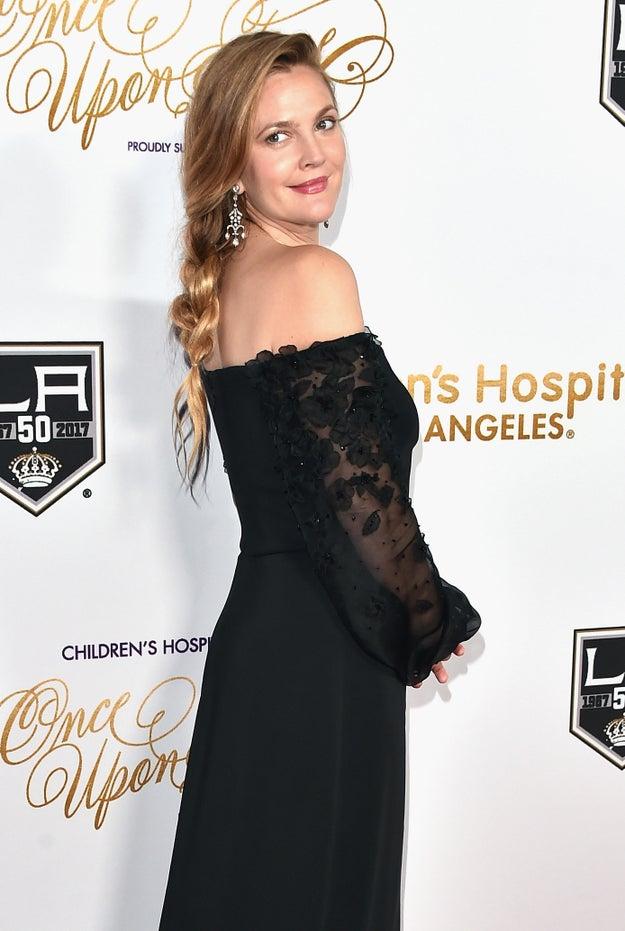 Drew Barrymore, 41