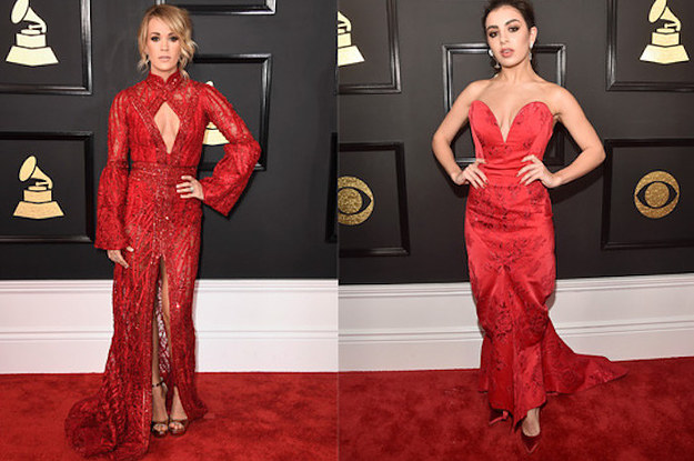 Who Wore It Better Red Carpet Dresses