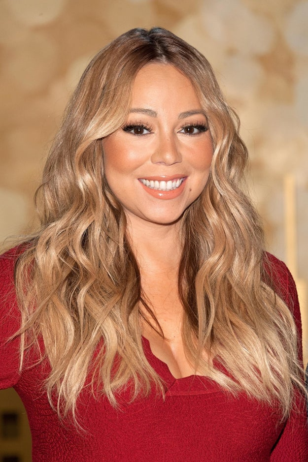 Mariah Carey, 46 o 47
