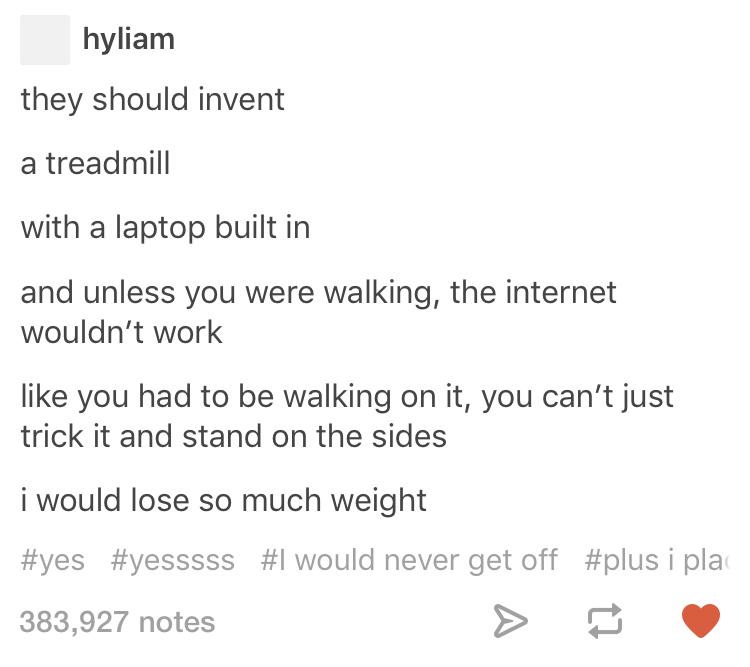 17 Times Tumblr Got Too Real About Trying To Lose Weight