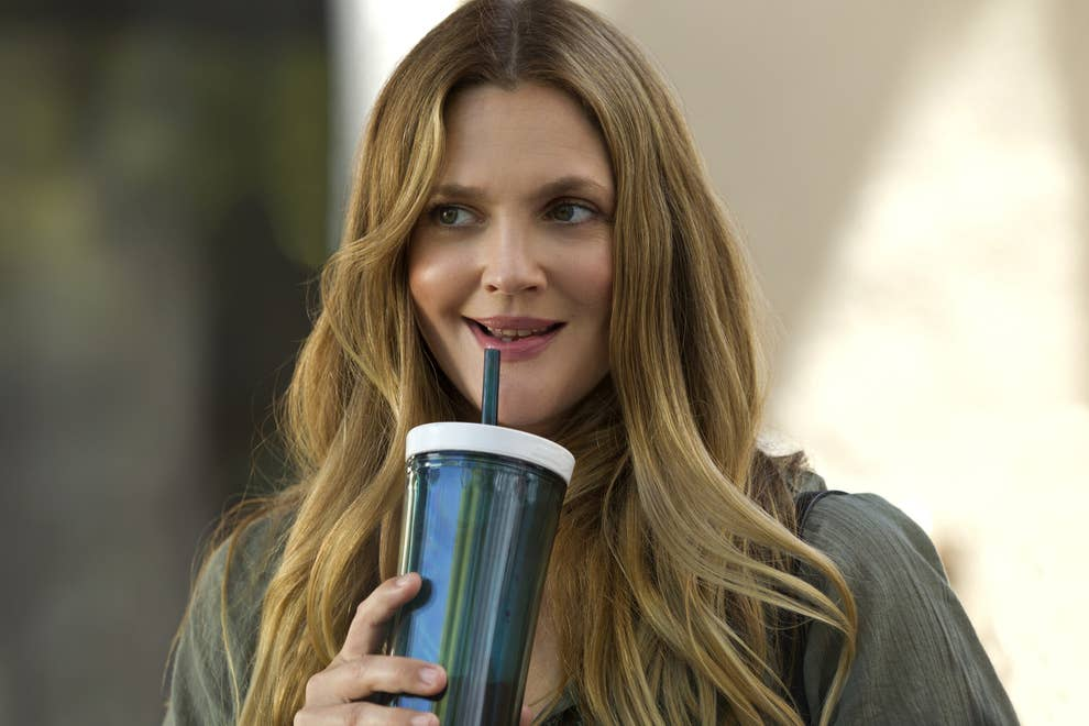 Drew Barrymore Explains The Shocking Finale Of