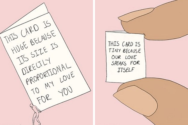 7 Valentines Day Cards That Are Actually Honest