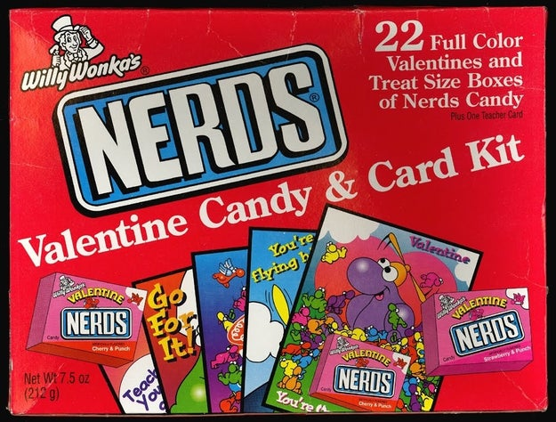 But the best valentines were the ones that came with SUGAR.