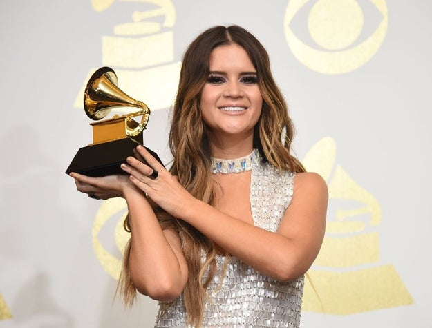Like, you NEED to be listening to Grammy-winner/country princess Maren Morris...