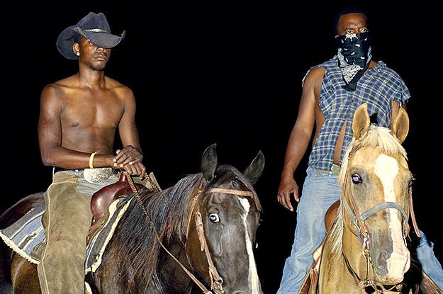 Black Cowboys Date Cowboy