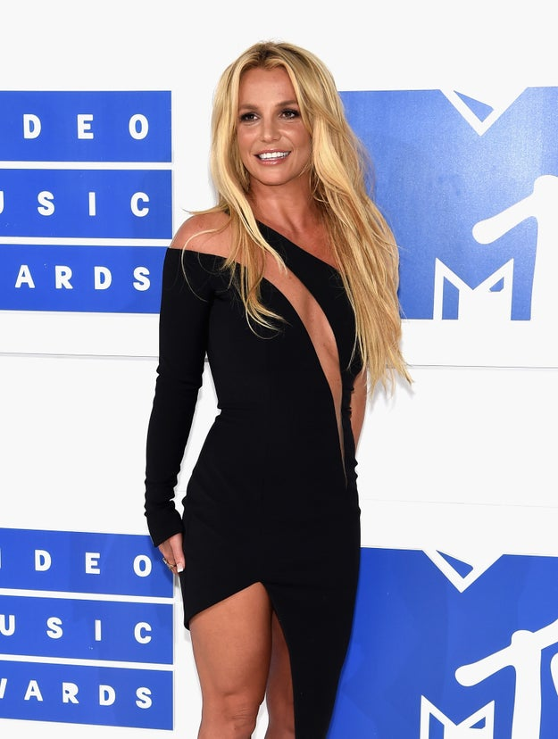 Britney Spears ahora: